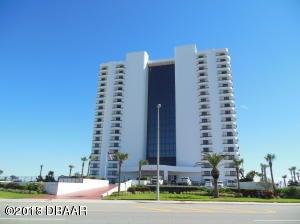 Photo of home for sale at 2555 AtlanticAvenue #1901, Daytona Beach Shores FL