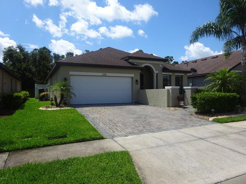 152  Campanello Court, Daytona Beach in Volusia County, FL 32117 Home for Sale