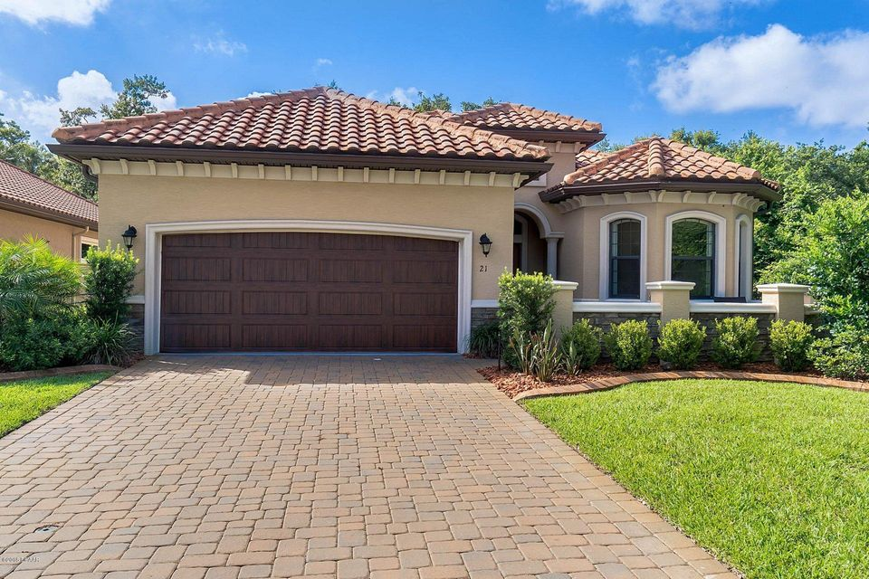 One of Ormond Beach 3 Bedroom Homes for Sale at 21  Apian Way