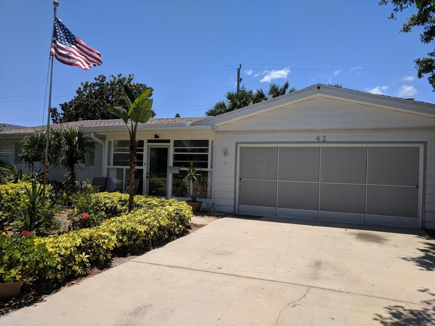 42  Silk Oaks Drive, Ormond Beach in Volusia County, FL 32176 Home for Sale