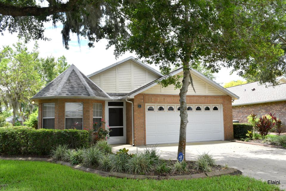4  Reflections Village Drive, Ormond Beach in Volusia County, FL 32174 Home for Sale