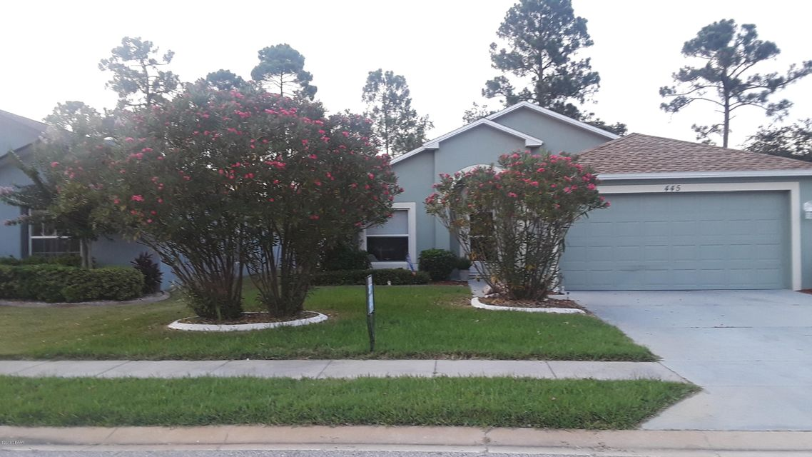 445  Dahoon Holly Drive, Daytona Beach in Volusia County, FL 32117 Home for Sale