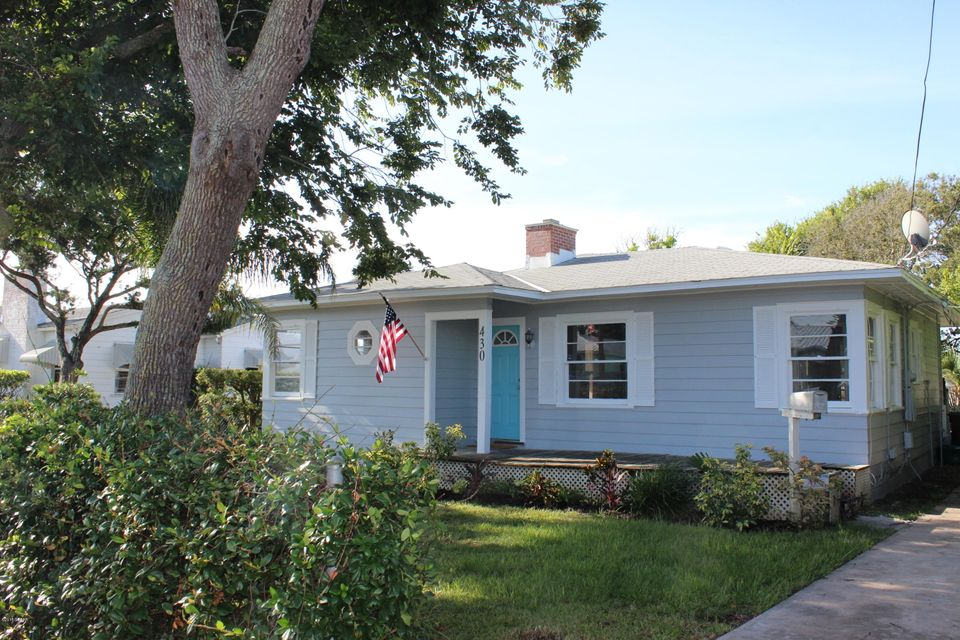 430  Golf Boulevard, Daytona Beach in Volusia County, FL 32118 Home for Sale