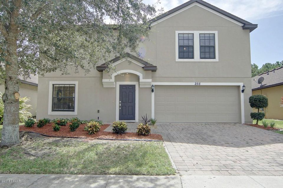 256  Tuscany Chase Drive, Daytona Beach in Volusia County, FL 32117 Home for Sale