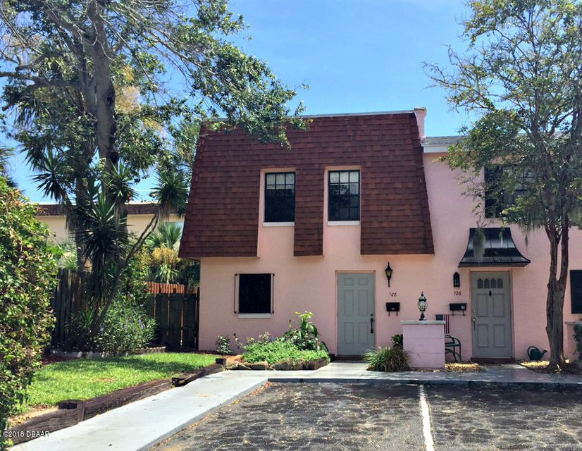 128  Mitchell Place, Daytona Beach in Volusia County, FL 32118 Home for Sale