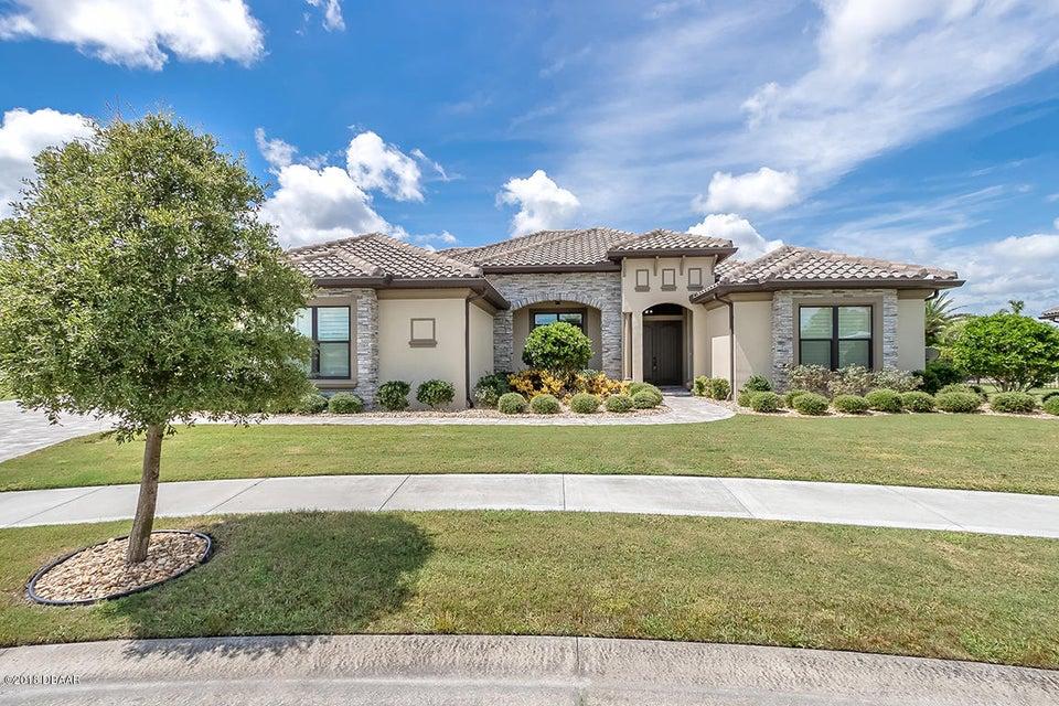 Photo of home for sale at 2919 LinariCourt, New Smyrna Beach FL