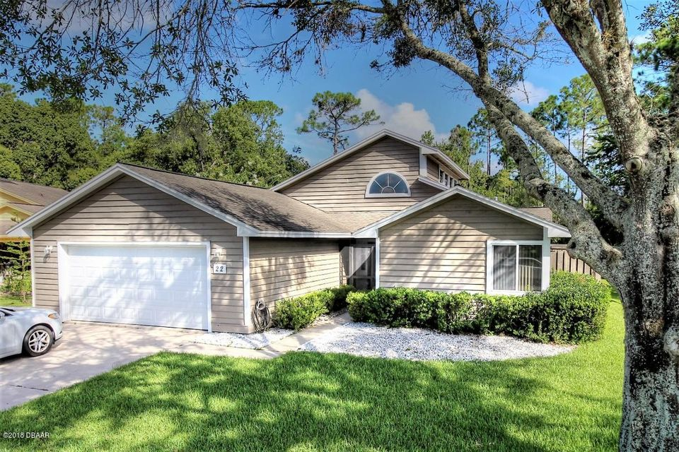 22  Treetop Circle, Ormond Beach in Flagler County, FL 32174 Home for Sale