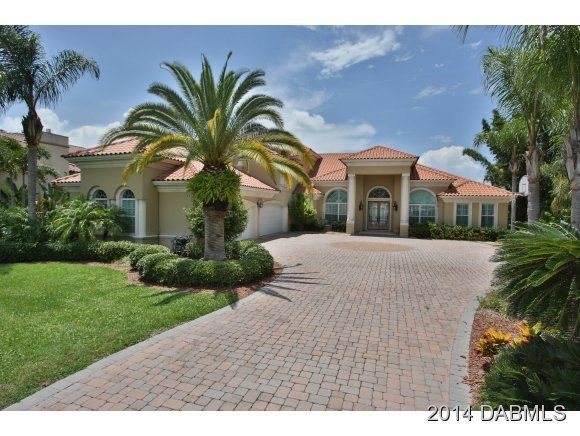 2400  Dodge Drive, Daytona Beach, Florida 5 Bedroom as one of Homes & Land Real Estate
