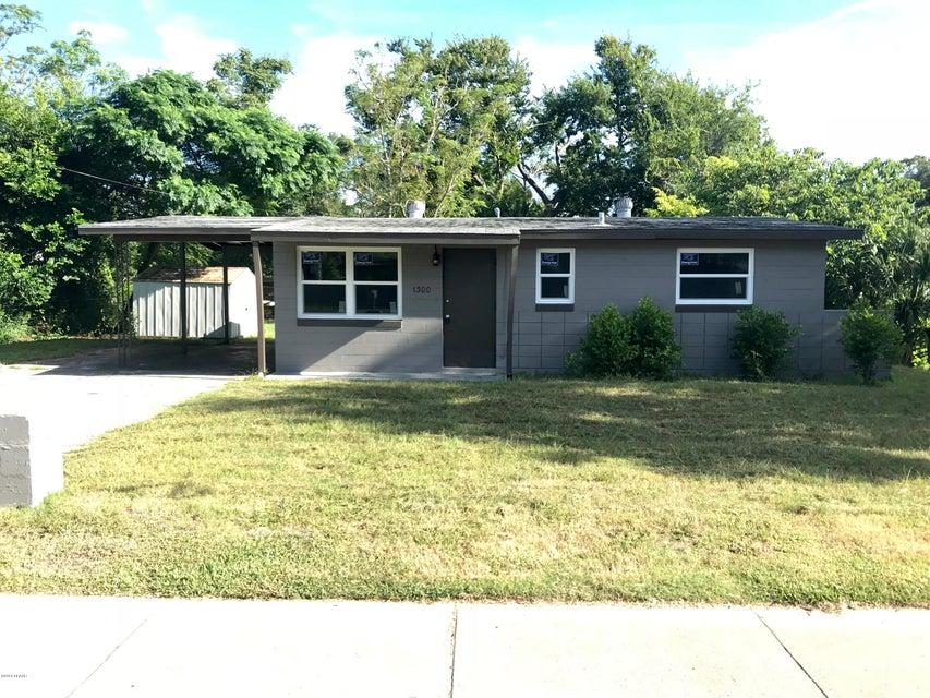 1300  3rd Street, Daytona Beach in Volusia County, FL 32117 Home for Sale