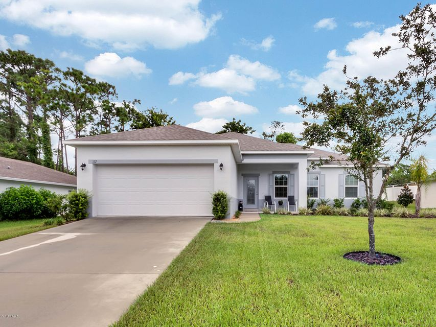 112  Fountain Lake Boulevard, Daytona Beach in Volusia County, FL 32117 Home for Sale