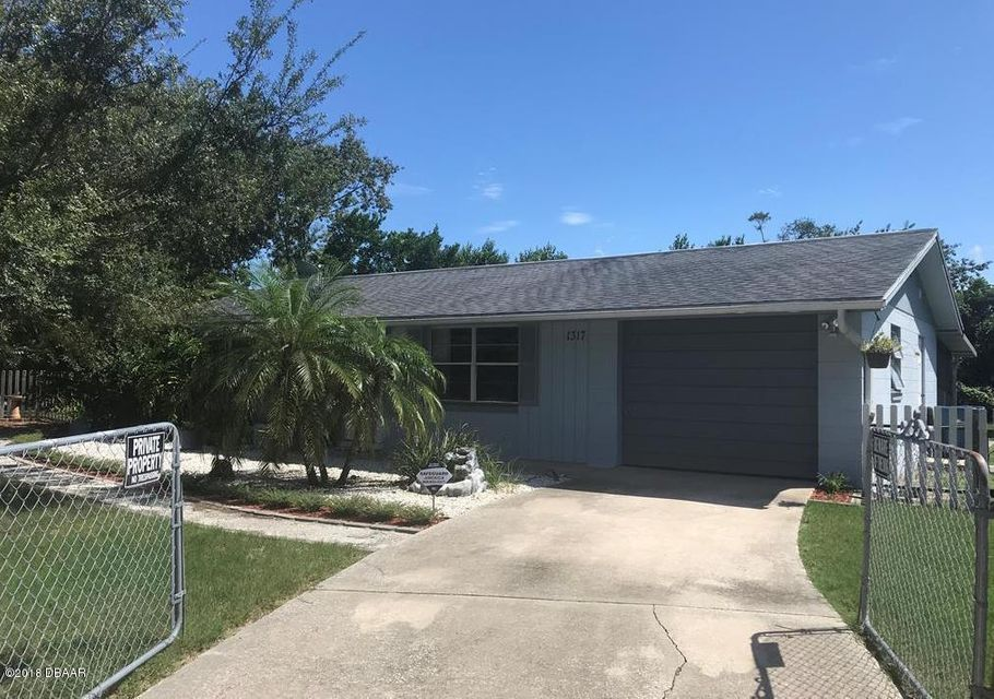 1317  Fleming Avenue, Ormond Beach in Volusia County, FL 32174 Home for Sale