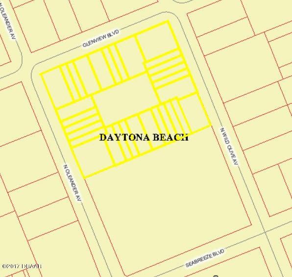 0 N Wild Olive Avenue, Daytona Beach, Florida