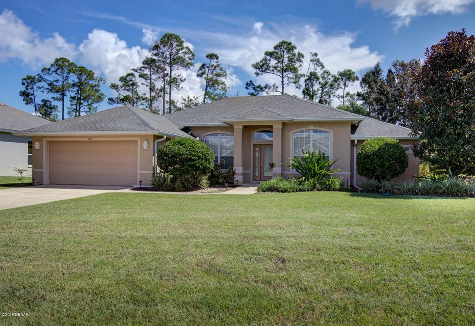 187  Black Hickory Way, Ormond Beach in Volusia County, FL 32174 Home for Sale