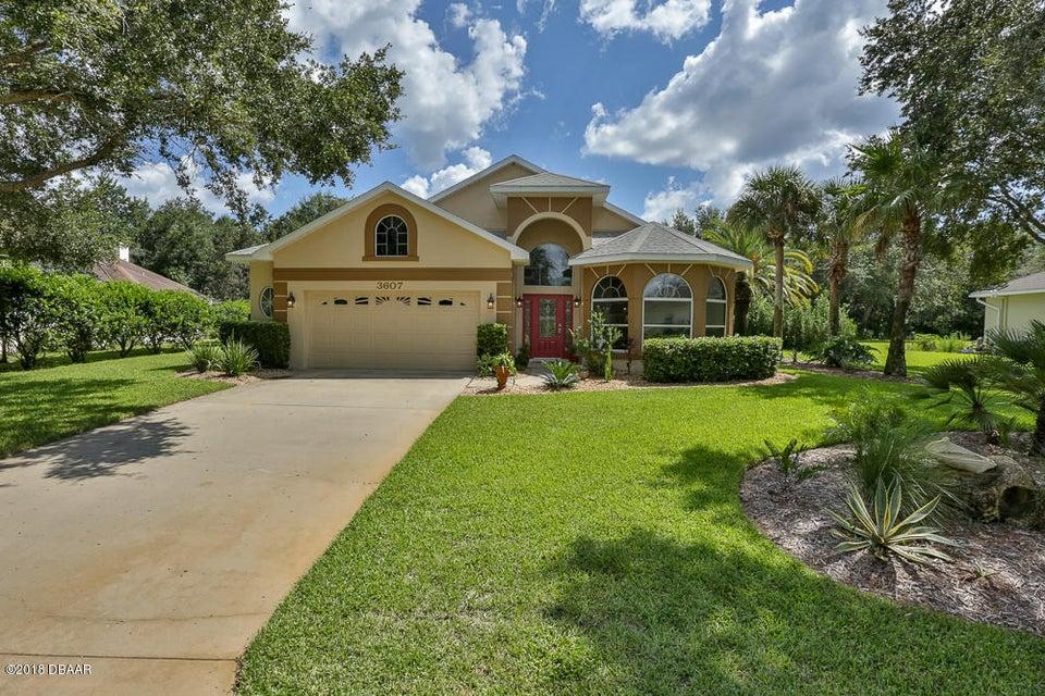 3607  Mallow Drive, Ormond Beach in Volusia County, FL 32174 Home for Sale