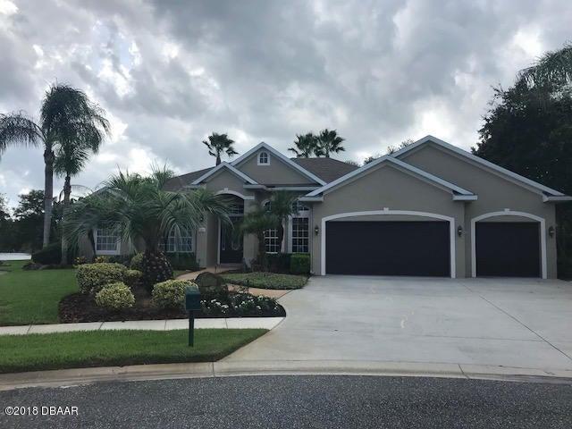 3400  Castlebar Circle, Ormond Beach in Volusia County, FL 32174 Home for Sale