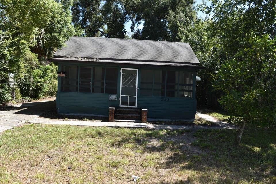533  North Street, Daytona Beach in Volusia County, FL 32114 Home for Sale