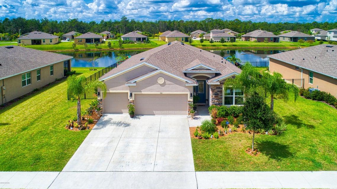 446  River Square Lane, Ormond Beach in Volusia County, FL 32174 Home for Sale