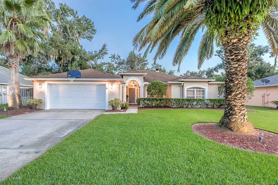 8  Spiveys Court, Ormond Beach in Volusia County, FL 32174 Home for Sale