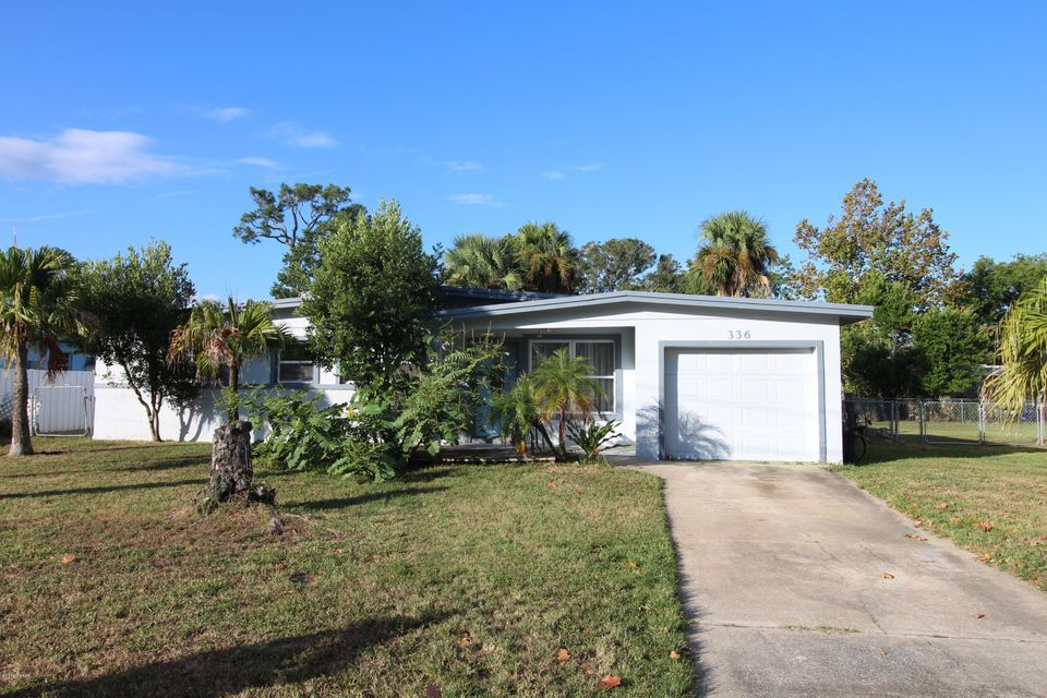 336  McIntosh Road, Ormond Beach in Volusia County, FL 32174 Home for Sale