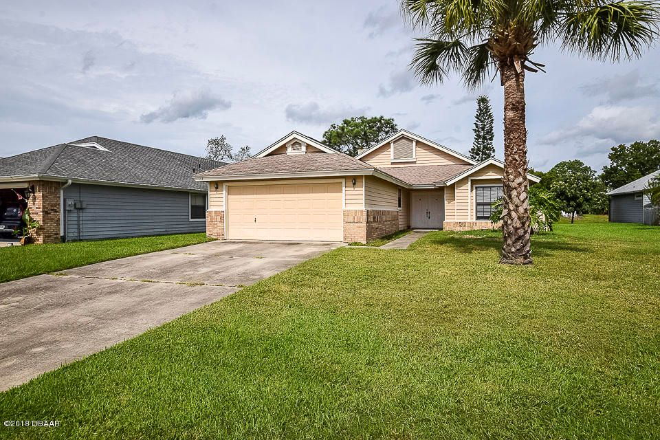117  Wood Ibis Court, Daytona Beach in Volusia County, FL 32119 Home for Sale