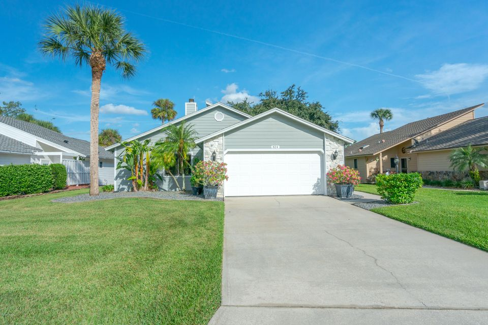 324  Gull Dr South, Daytona Beach in Volusia County, FL 32119 Home for Sale