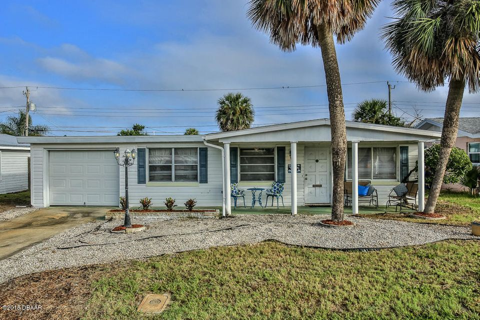 123  Longwood Drive, Ormond-By-The-Sea, Florida