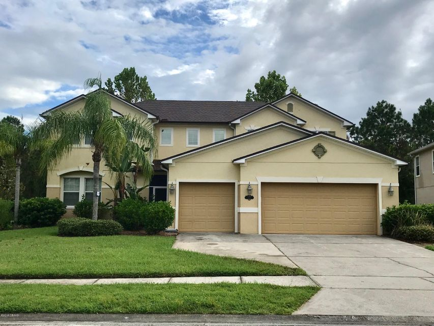 457  Bayberry Lakes Boulevard, Daytona Beach in Volusia County, FL 32124 Home for Sale