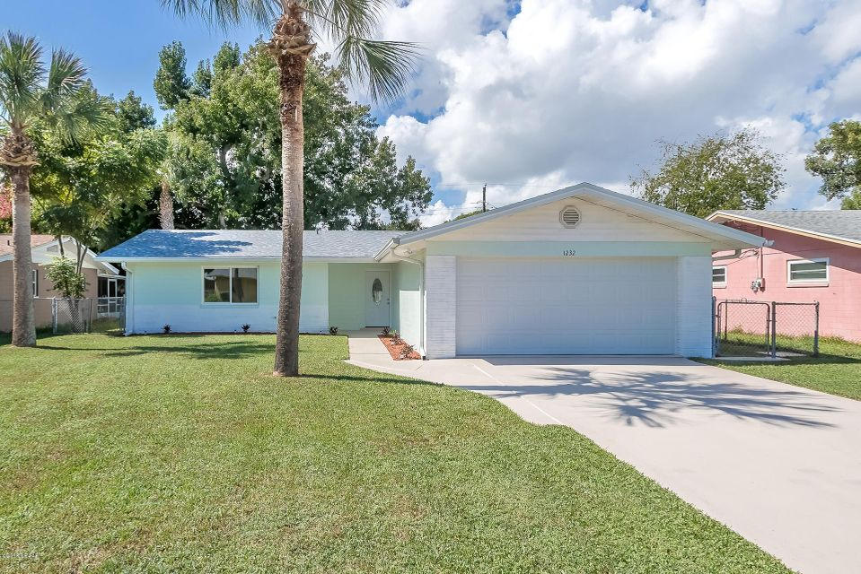 1232  Peachtree Road, Daytona Beach in Volusia County, FL 32114 Home for Sale