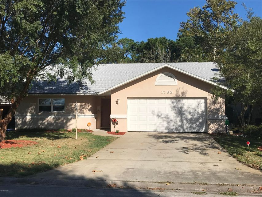 1793  Cherry Laurel Drive, Ormond Beach in Volusia County, FL 32174 Home for Sale