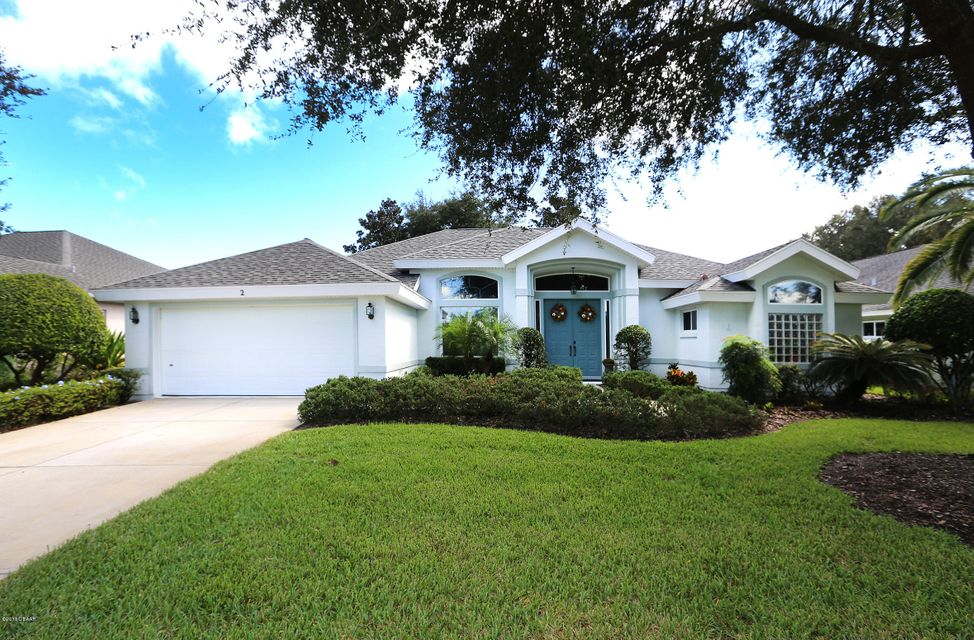 2  Lakewood Drive, Ormond Beach, Florida