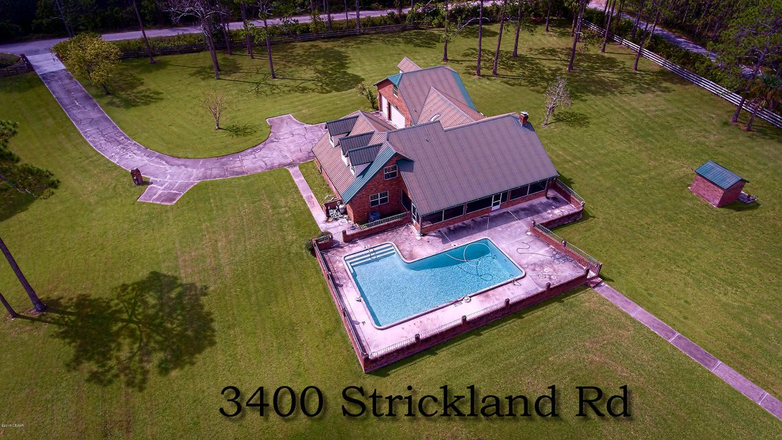 3400  Strickland Road, Ormond Beach, Florida