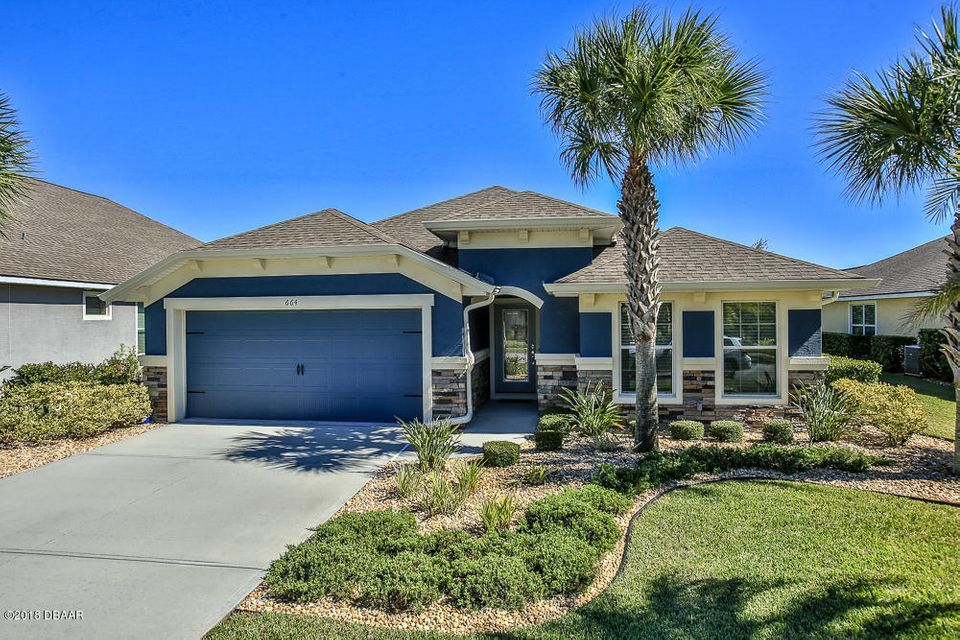 664  Elk River Drive, Ormond Beach, Florida