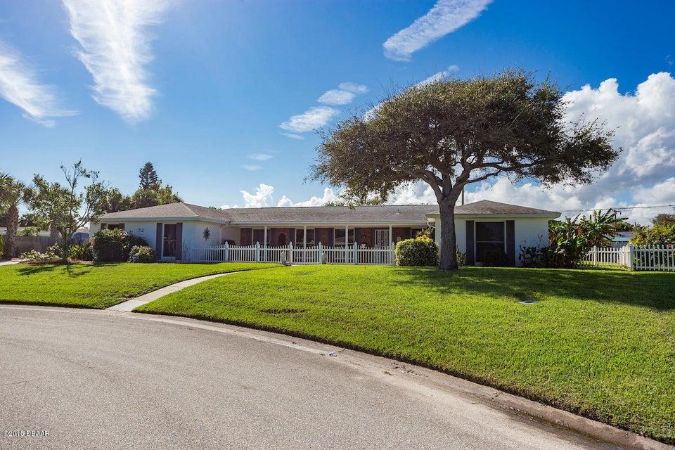 72  Fairway Drive, Ormond Beach in Volusia County, FL 32176 Home for Sale