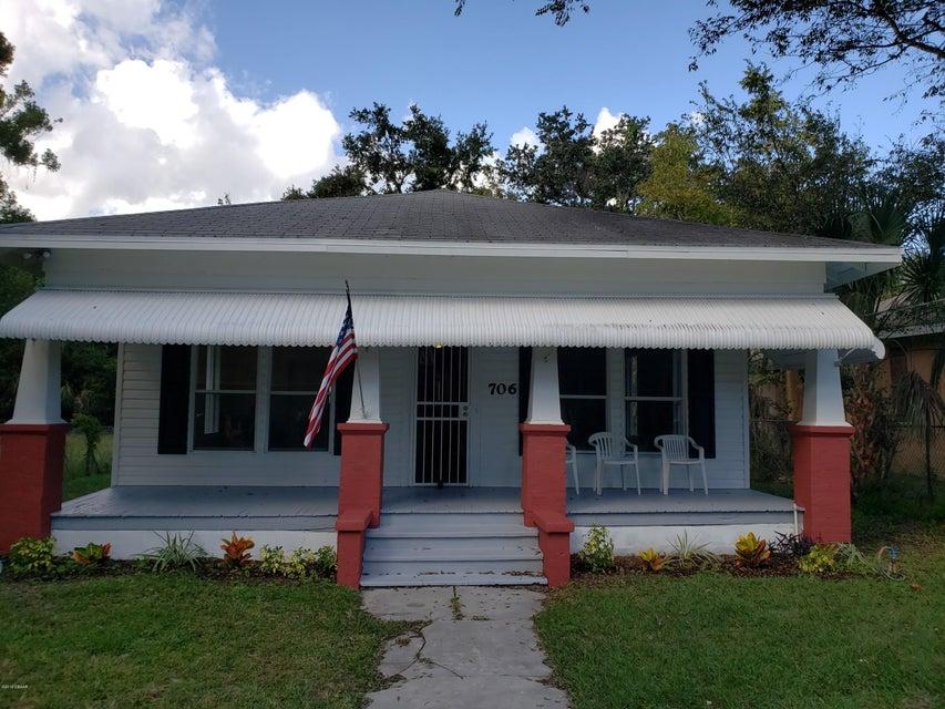 706  Park Drive, Daytona Beach in Volusia County, FL 32114 Home for Sale