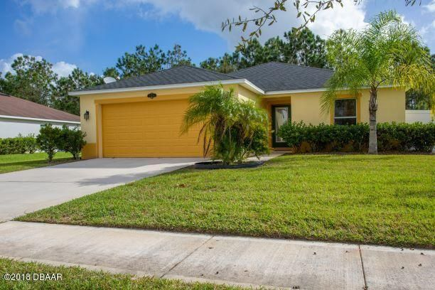 409  Bayberry Lakes Boulevard, Daytona Beach in Volusia County, FL 32124 Home for Sale