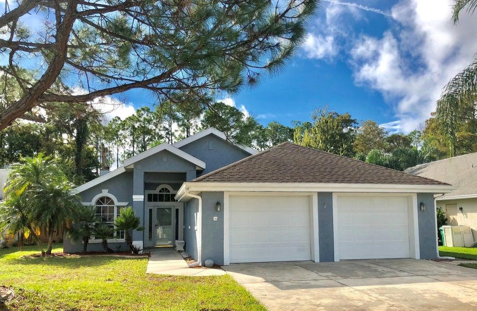 36  Cormorant Circle, Daytona Beach in Volusia County, FL 32119 Home for Sale