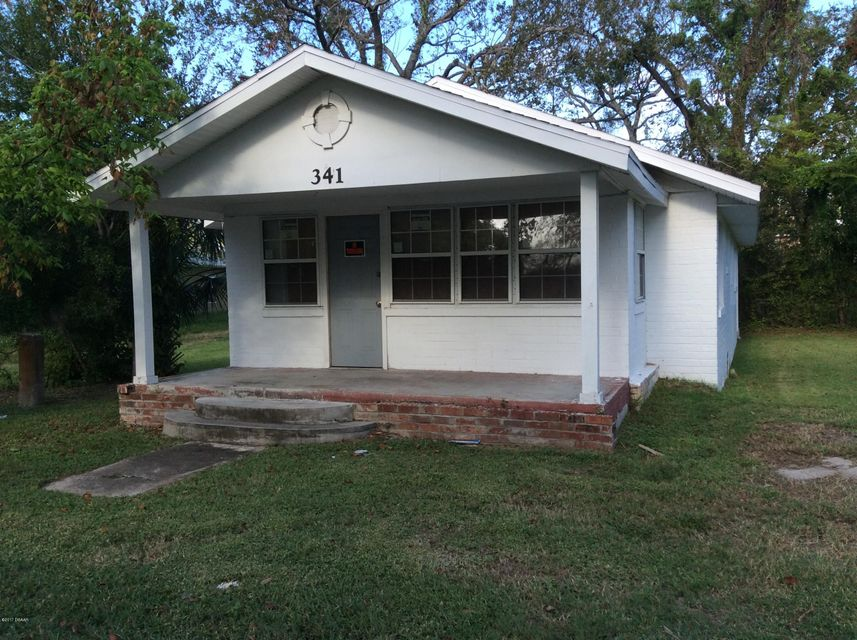 341  Fulton Street, Daytona Beach in Volusia County, FL 32114 Home for Sale