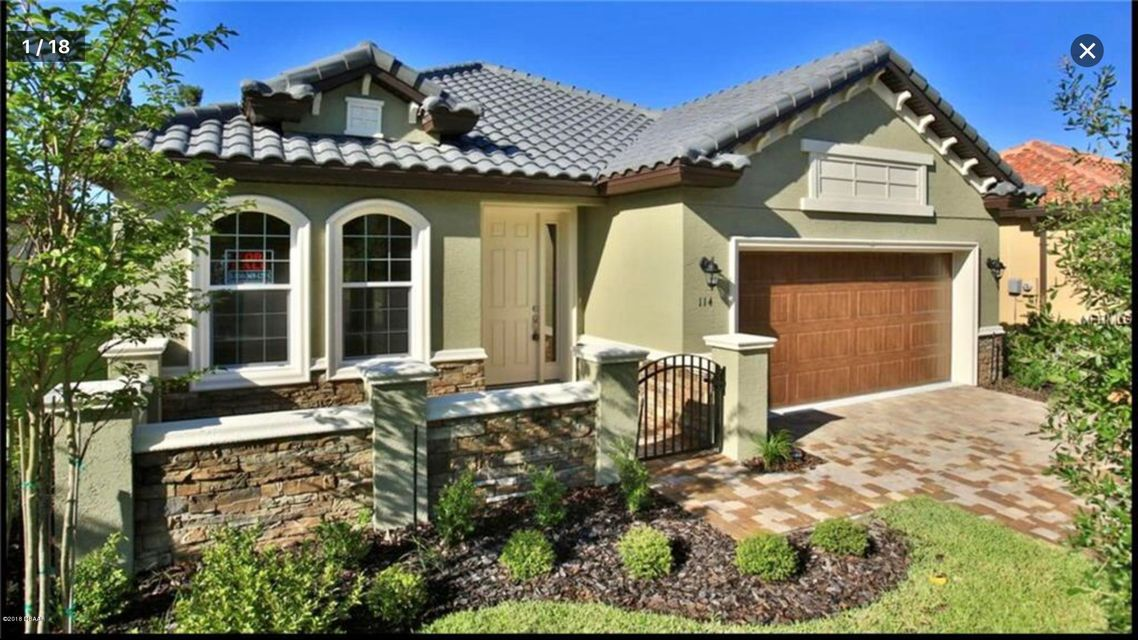 114  Via Roma, Ormond Beach in Volusia County, FL 32174 Home for Sale
