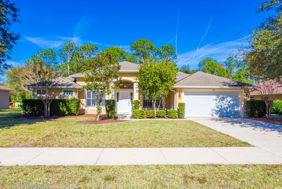 122  Chrysanthemum Drive, Ormond Beach in Volusia County, FL 32174 Home for Sale