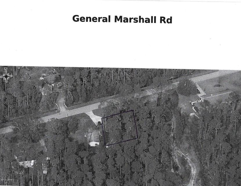 3755  General Marshall Road, Daytona Beach in Volusia County, FL 32124 Home for Sale