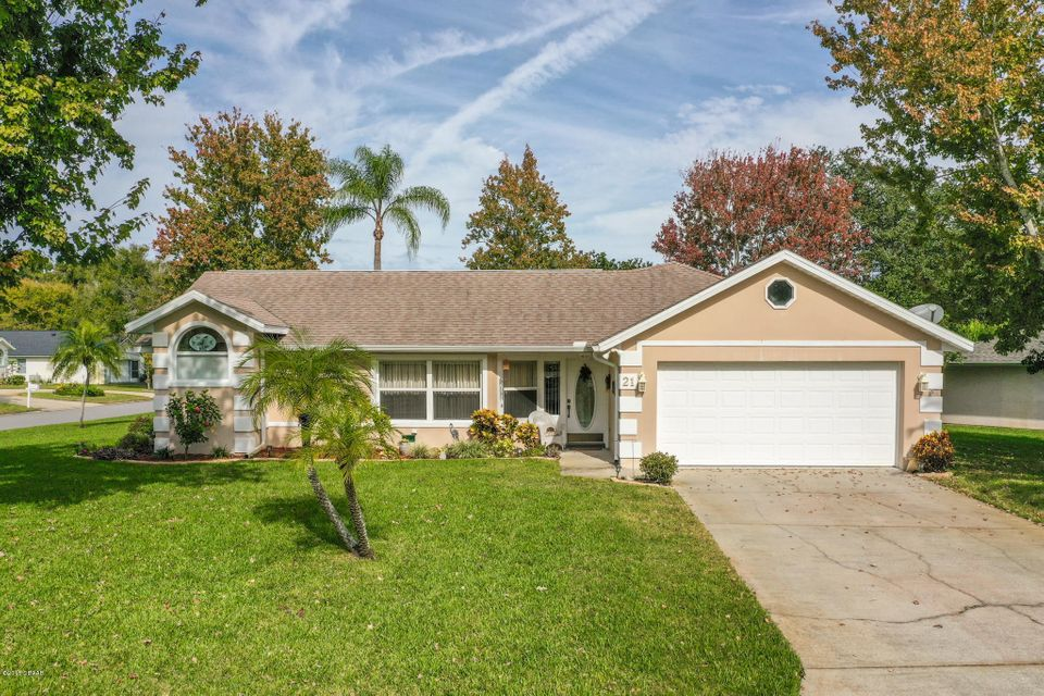 21  Parkview Lane, Ormond Beach in Volusia County, FL 32174 Home for Sale
