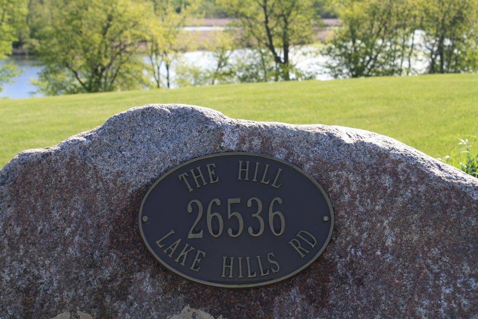 26536 LAKE HILLS Rd.