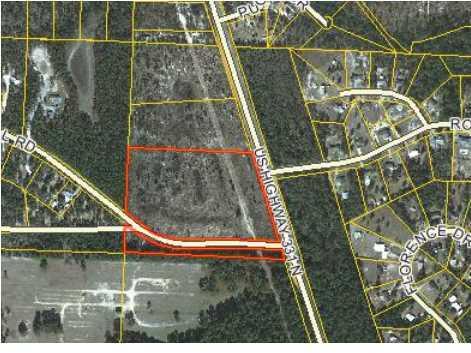 Lot N Hwy 331 - 13 Acres