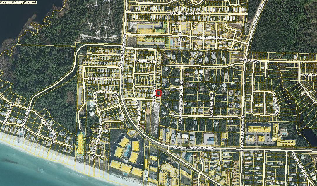A   Blue Gulf Resort Residential Land