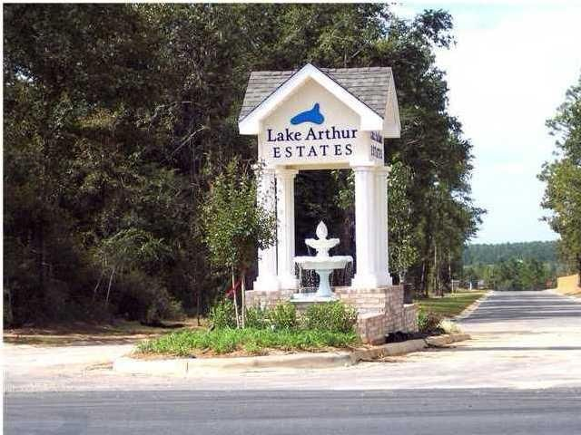 Xxx Lake Arthur Estates