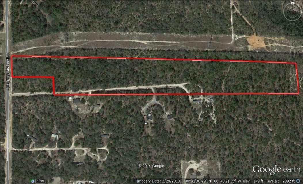10.79 Ac Wilkerson Bluff Road