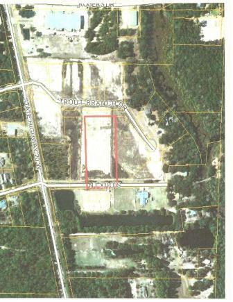 Lot 11 Trout Branch Industrial Park