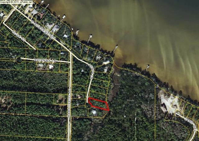 LOT 12 ADAIR Lane, Santa Rosa Beach, FL 32459