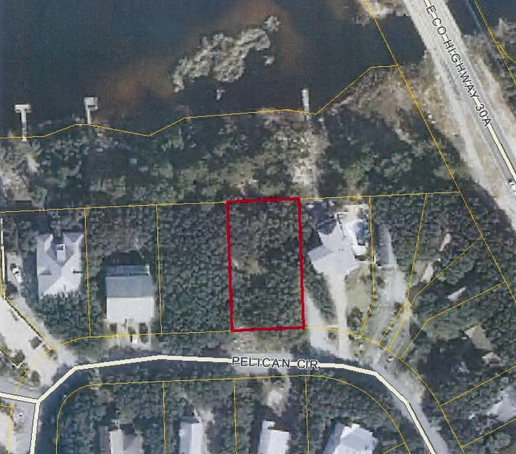 00 Pelican Circle, Inlet Beach, FL 32461