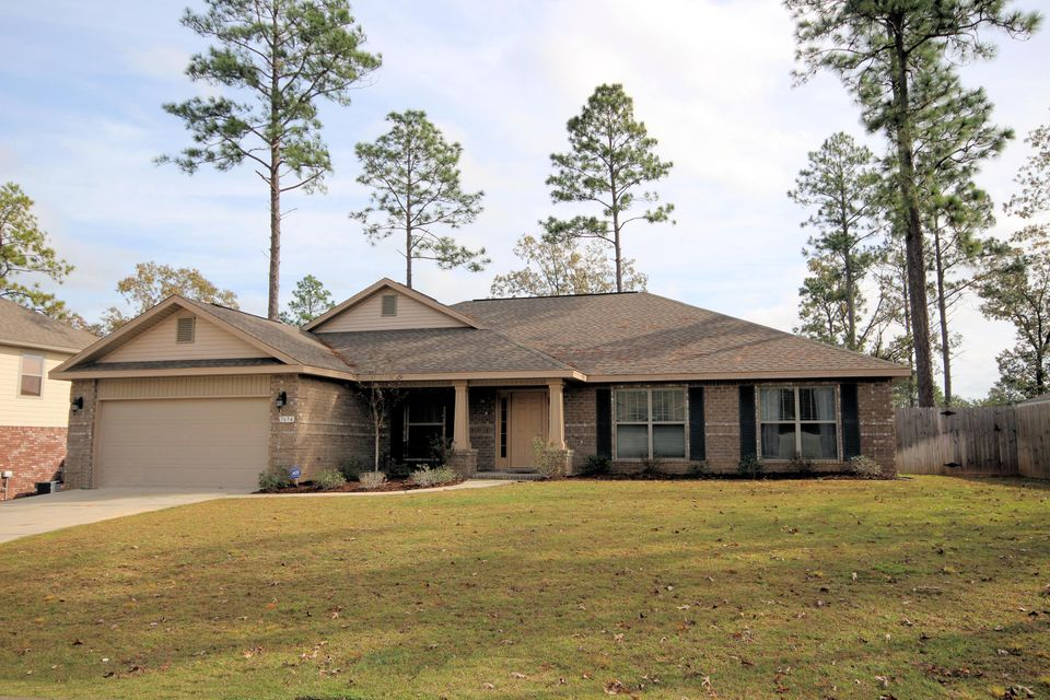 Photo of home for sale at 5654 North Brook, Crestview FL